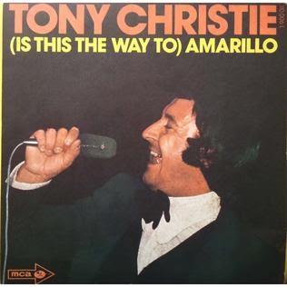 Tony Christie Is This The Way To Amarillo Lyrics