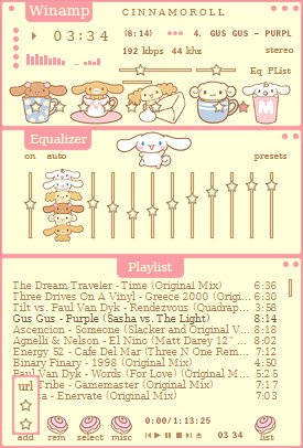 Download Cinnamoroll and Friends