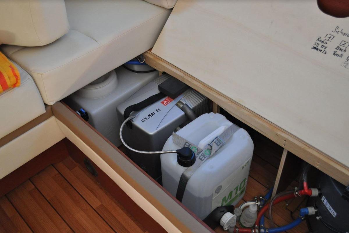 Les différents générateurs des bateaux de plaisance : la pile à combustible