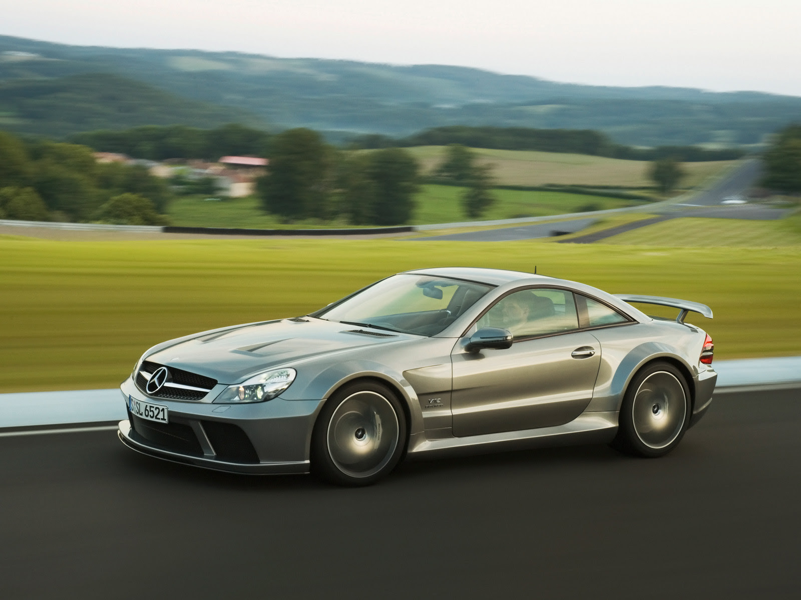 Fastest Cars: Mercedes Benz SL65 AMG Nice Cars