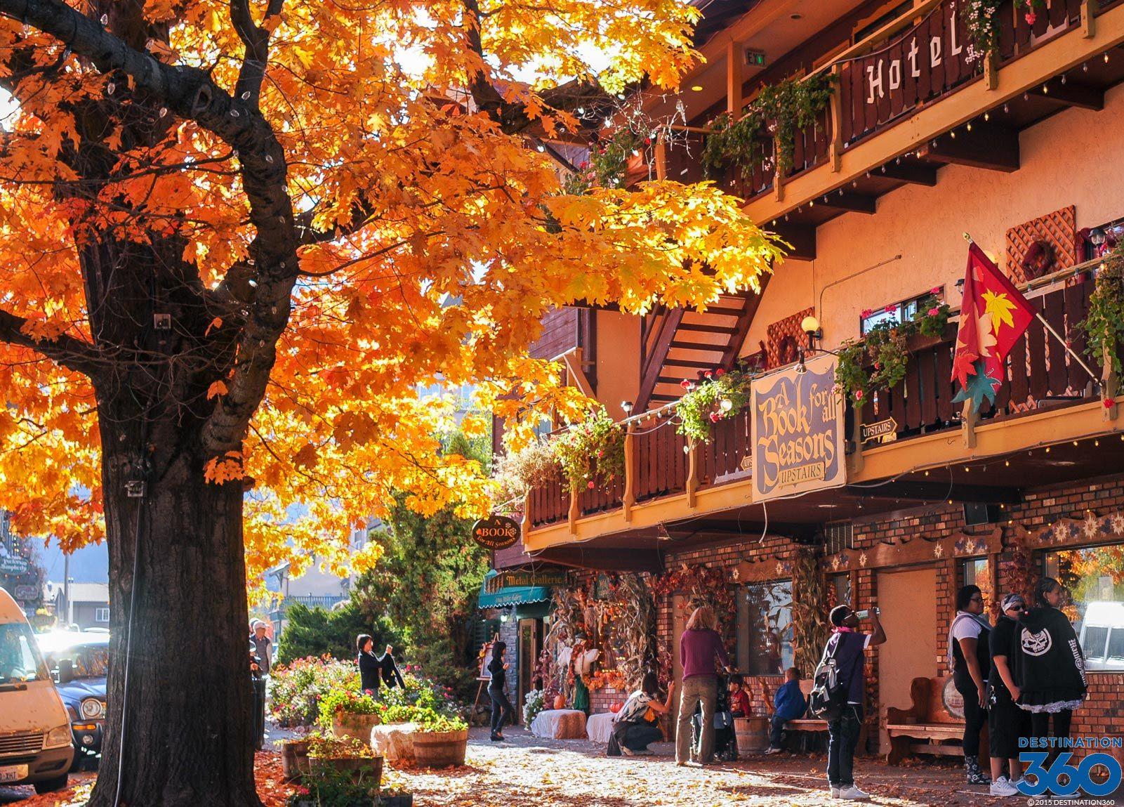Best Destination Holiday October