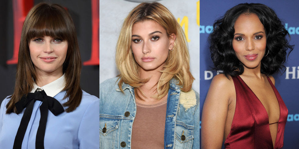 THE TOP 10 HAIRCUTS FOR SPRING