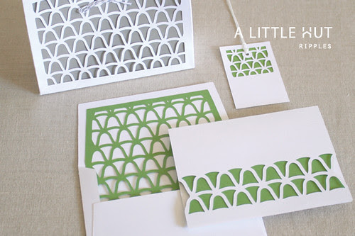 ripples stationery