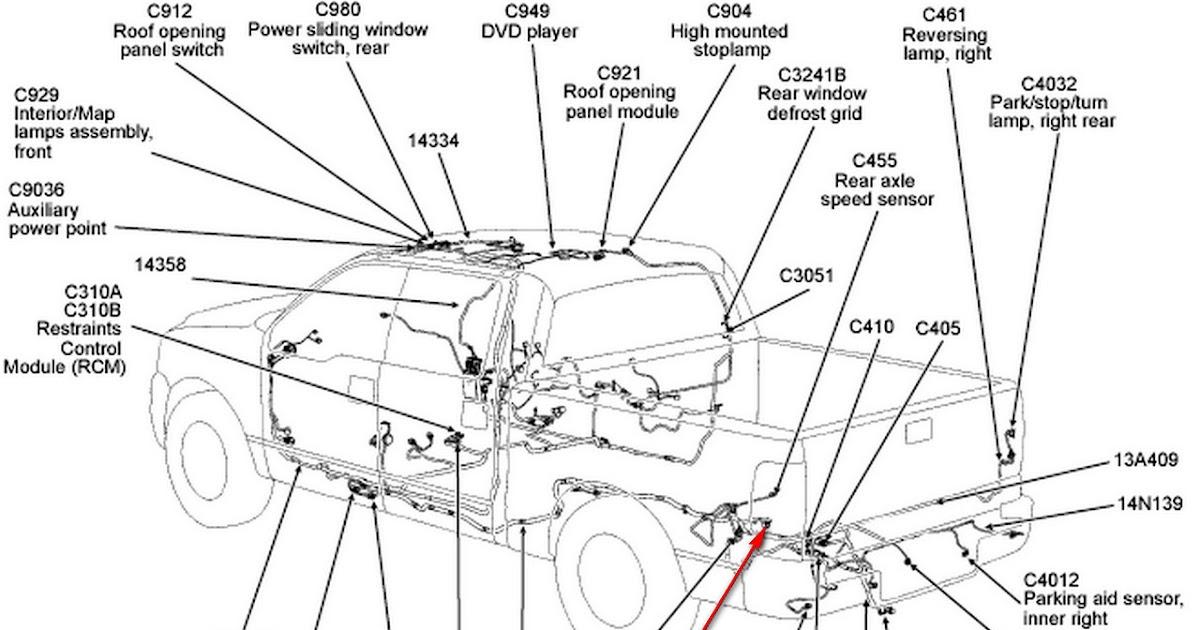 1994 Ford F150 Dual Fuel Tank Diagram