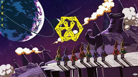 kpop wallpapers exo power desktop wallpapers im