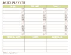 1000+ images about Printables: Ultimate Organizing Binder on ...