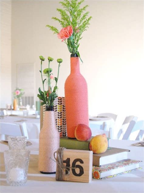 Upcycled Wine Bottle Ideas: a collection of ideas to try