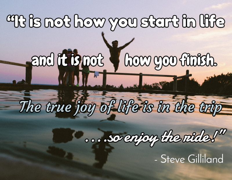 How To Slow Down And Enjoy Life More Self Help Daily