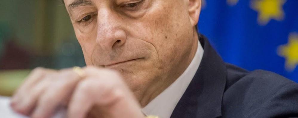 I due numeri che mettono in crisi super Mario Draghi