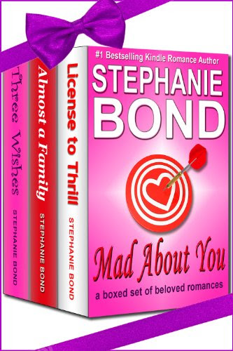 Mad About You (boxed set of beloved romances) by Stephanie Bond