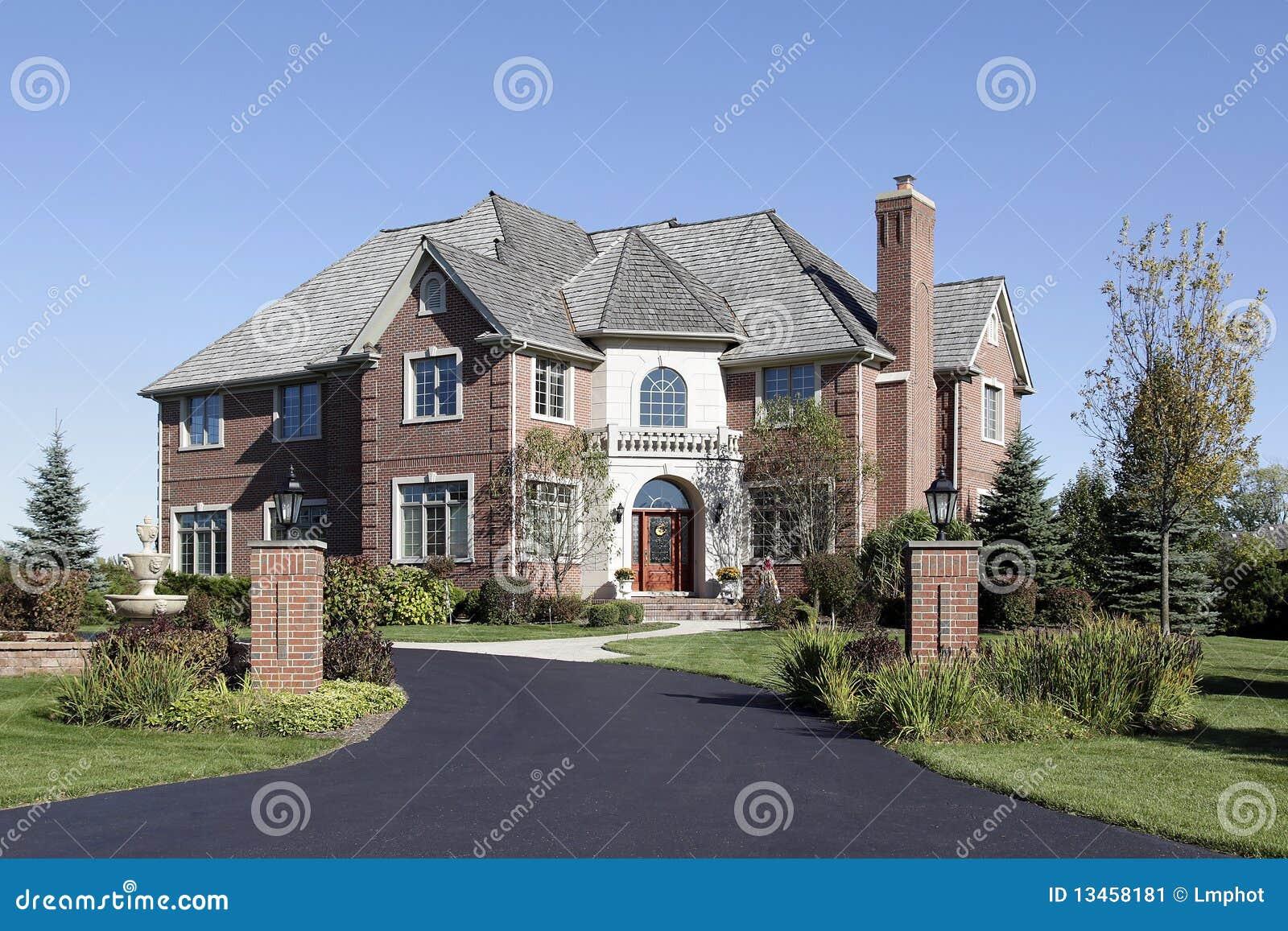 House Balcony Front