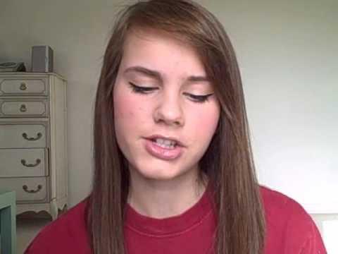 "Taylor Swift ""Fifteen"" inspired makeup"