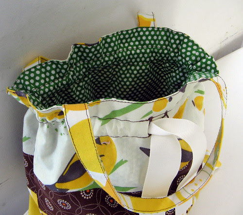 Amy Butler In-Town Bag lining