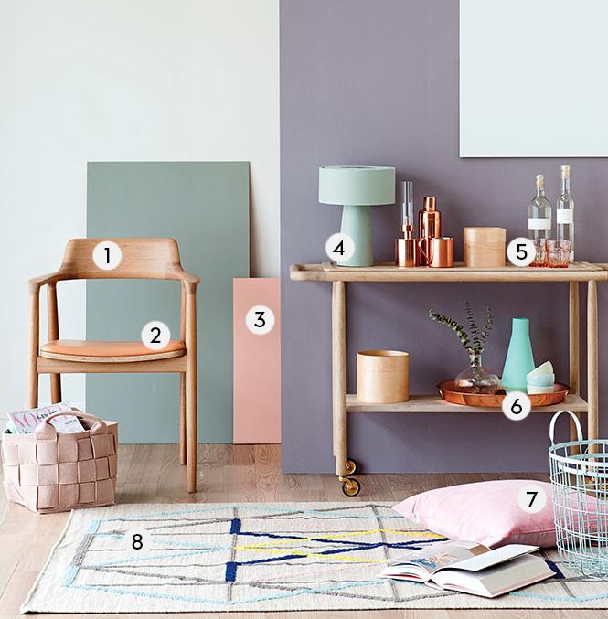 Home interior design trends for 2015