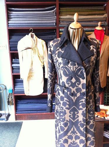 Welsh & Jefferies ladies overcoat