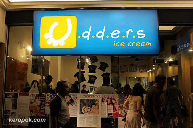 Udders at Lorong Kilat