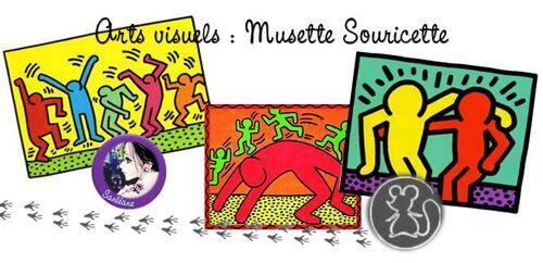 Parcours en histoire de l'art : Musette Souricette
