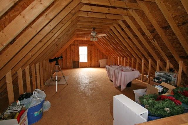 Finished Rooms Over Garages