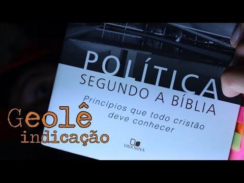 (Livro ) Política segundo a Bíblia - Wayne Grudem
