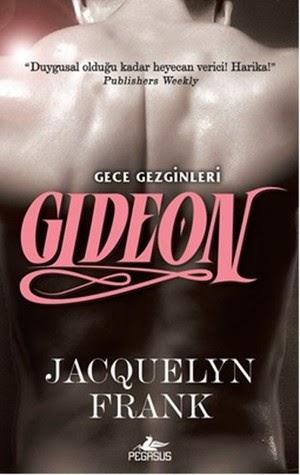 Kitap Yorumu: Gideon | Jacquelyn Frank