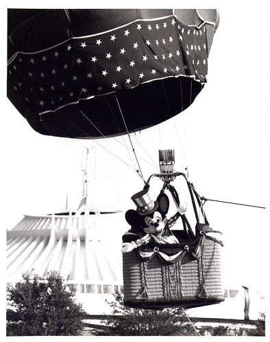 Mickey Mouse Hot-Air Balloon