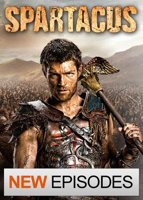 Spartacus - Season Blood and Sand