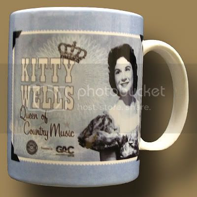 Kitty Wells Mug