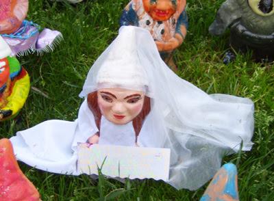 Muriel's gnome