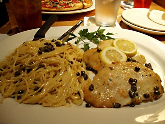 California Pizza Kitchen Copycat Recipes Chicken Piccata