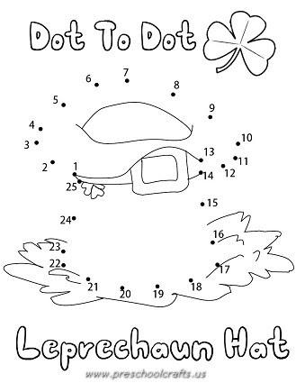 printable st patrick day worksheets for preschool  preschool crafts