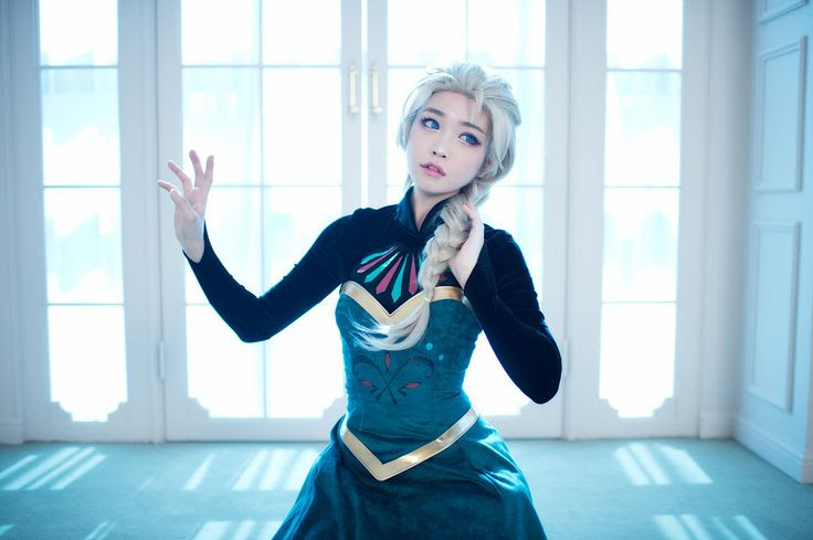 Elsa(FROZEN) | tomiaaa - WorldCosplay