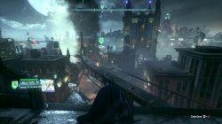 Batman Arkham Knight Locate Man Bat and Administer the Cure