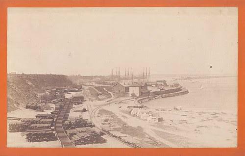 Timms' Landing on San Pedro Bay