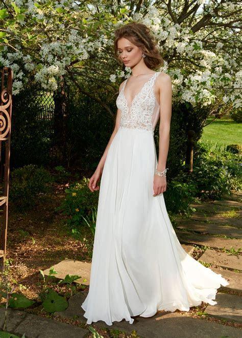 1000  ideas about Chiffon Wedding Dresses on Pinterest