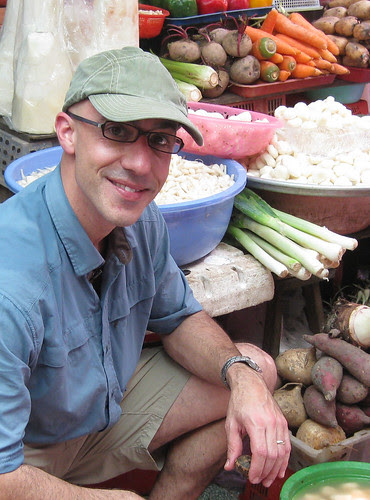 Robert Danhi-in Saigon Market