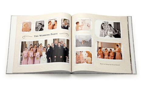 Shutterfly Wedding Album Examples