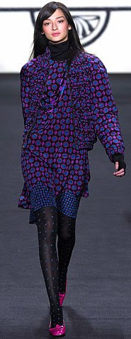 Anna Sui Fall 2007 Ready-to-Wear Collection Slideshow on Style.com