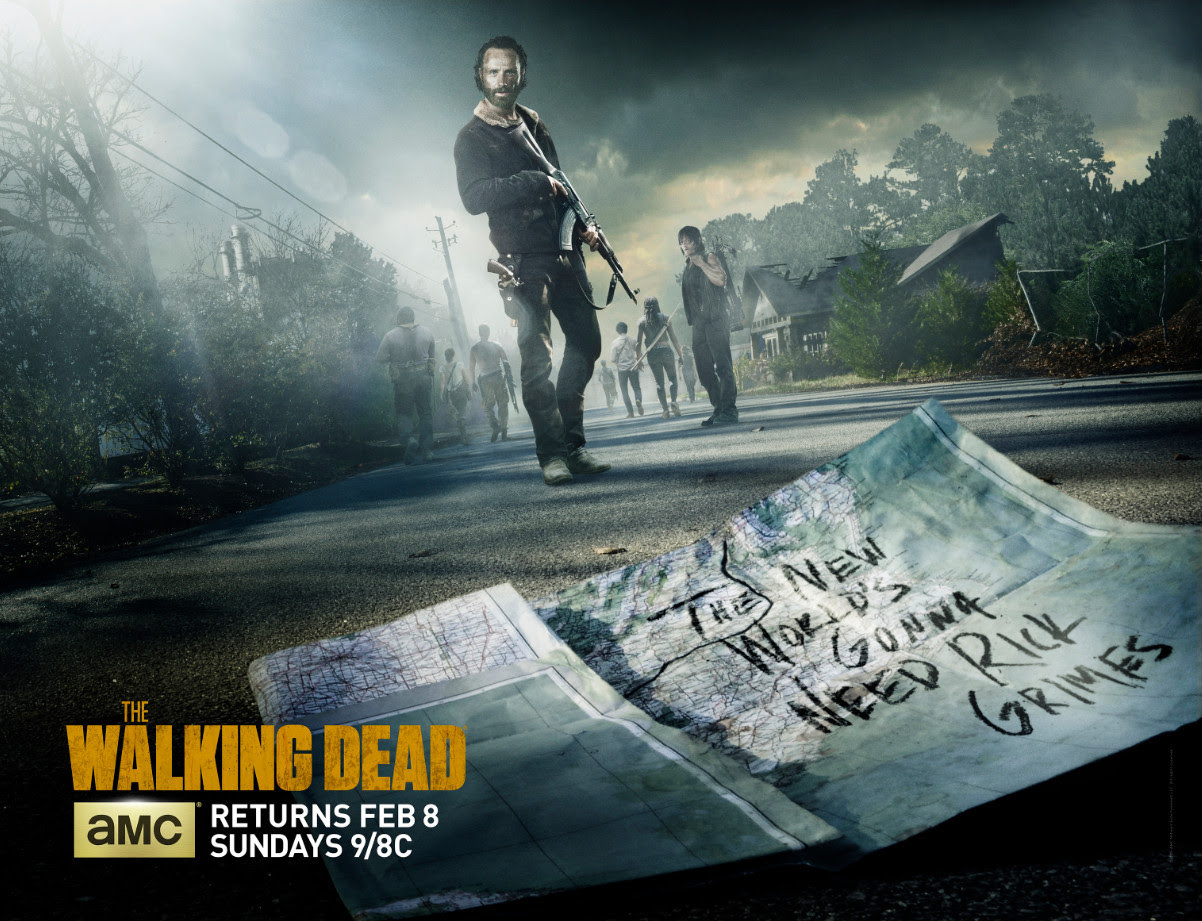 Click to watch some previews of The Walking Dead.