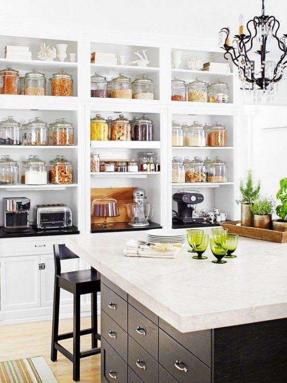 26 Kitchen Open Shelves Ideas Inspiring Open Shelf Kitchen
