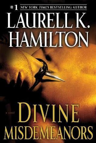 Divine Misdemeanors (Meredith Gentry, #8)