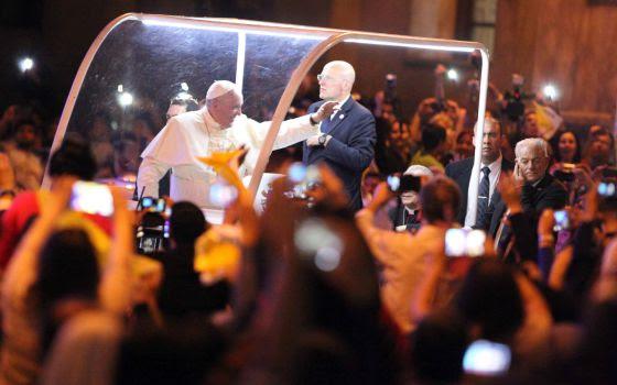 Papa Francisco Paraguay