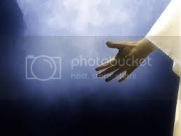 Jesus' hand Pictures, Images and Photos