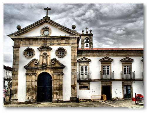 Igreja e Casa do Consistório da Misericórdia de Monção by VRfoto