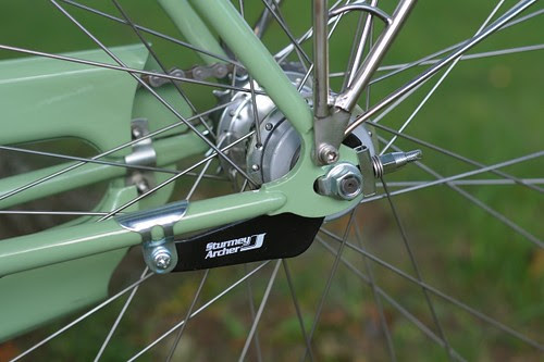 Bella Ciao Superba, Coaster Brake