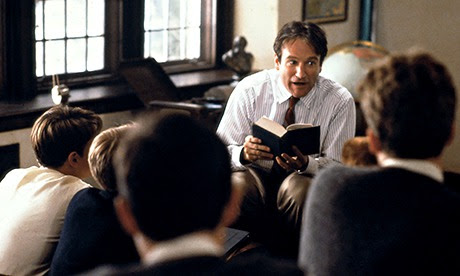 Robin Williams Dead Poets Society