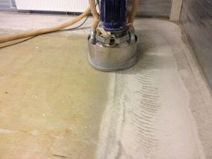 Tuinverbouwing Nieuwe Vloer : Hout beton schutting vloerbedekking lijm verwijderen van beton