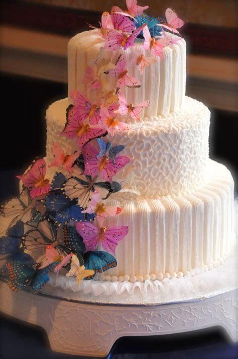 Martha Stewart Butterfly Wedding Cake?   Weddingbee