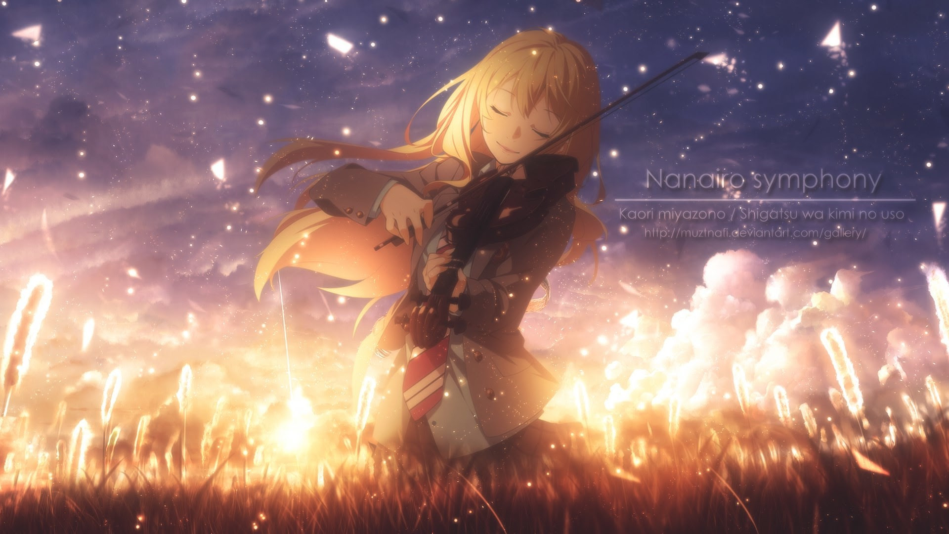 Your Lie In April Wallpaper 83 Images