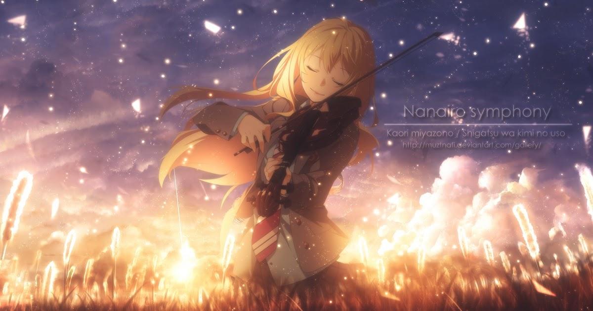 27 Wallpaper Hd Anime Shigatsu Wa Kimi No Uso Anime Top Wallpaper