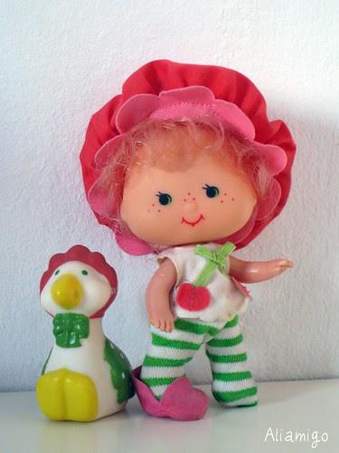 Confitura de Cereza y su ganso Cerezo / Cherry Cuddler & Gooseberry